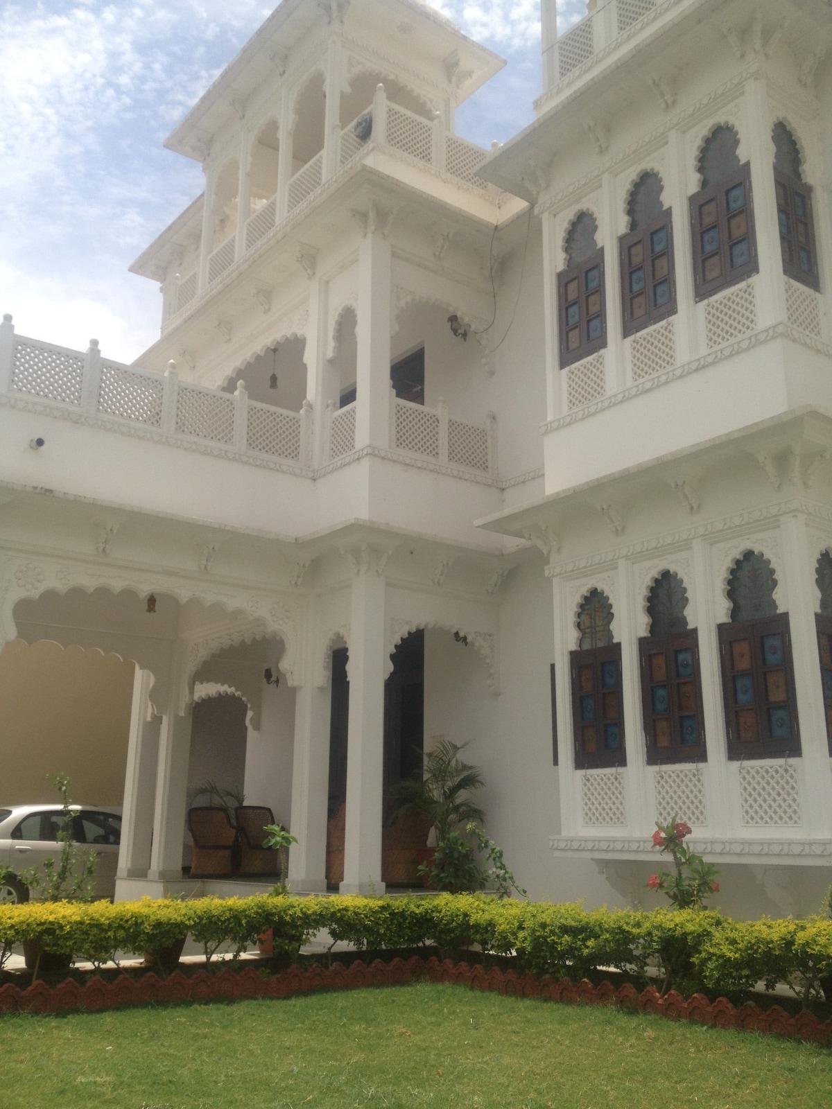 Manju groups pondicherry farmhouse decor