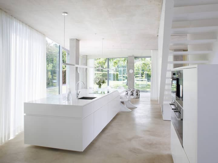 H-House Architectural Residence Maastricht