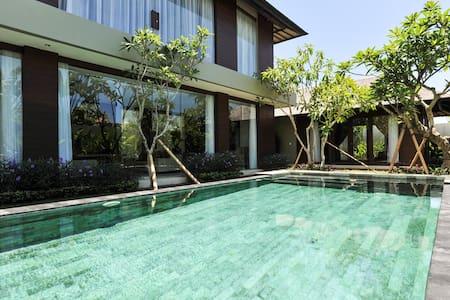 3Bedrooms, Private Villa Ocean View - 南クタ - 別荘