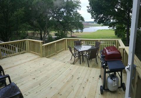 Keystone Lake Front Cottage