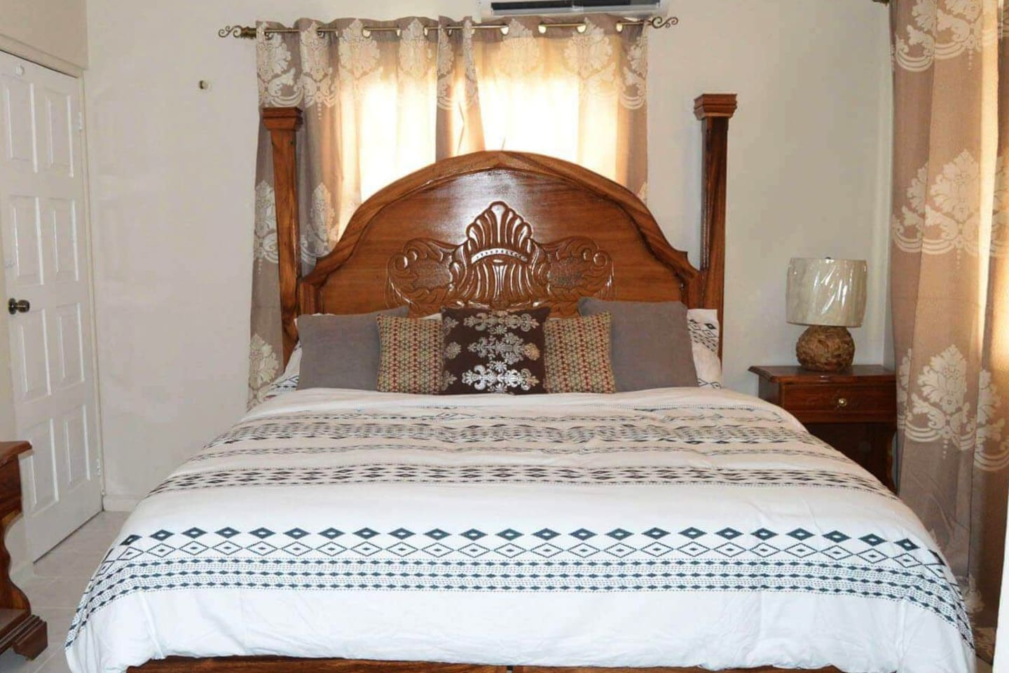 Enchanted King Size Bed