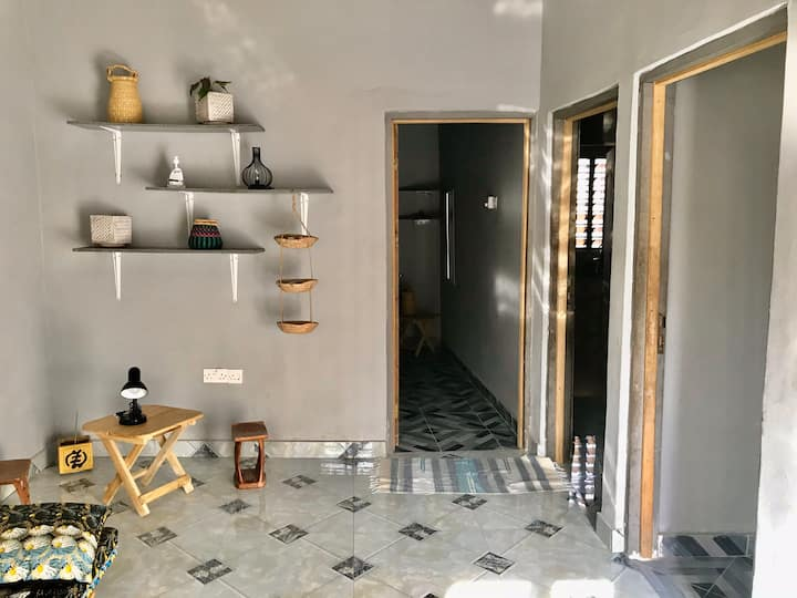 Vintage &homely apartment  in the  heart of Accra.