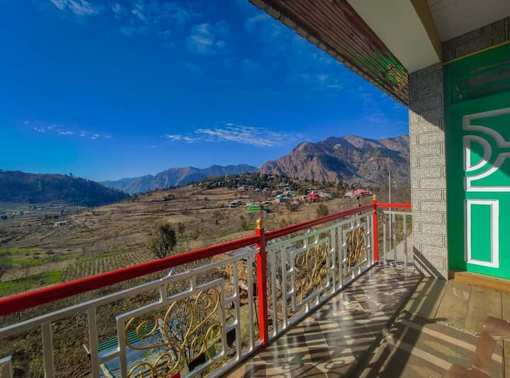 Home Tales_Private House in Deori Sainj Valley