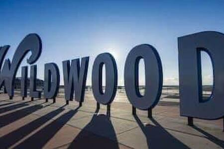 Wildwood  Beach Block Condo