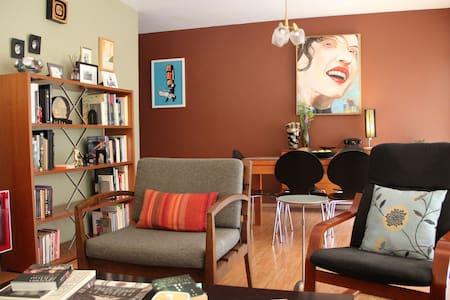 Nice & cozy apartment in La Roma - Ciudad de México