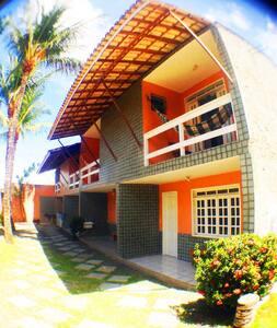 Village Duplex Rústico Litoral Norte da Bahia - Lauro de Freitas - House