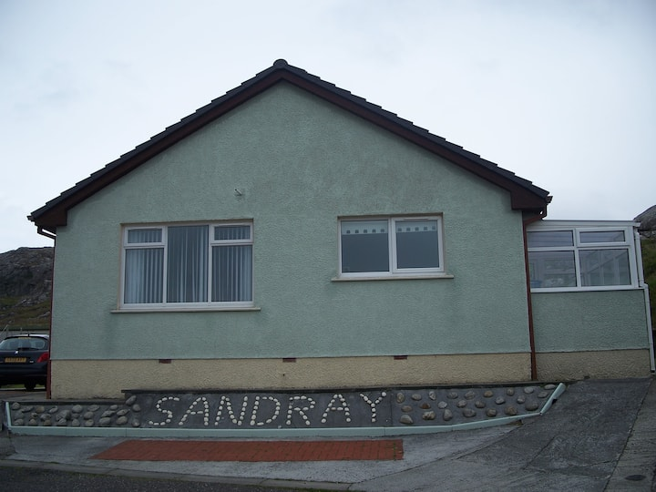Sandray, 2 Bedroom Bungalow, Castlebay