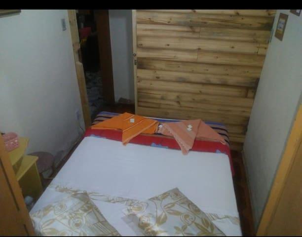 Quarto Casal Centro de Ouro Preto