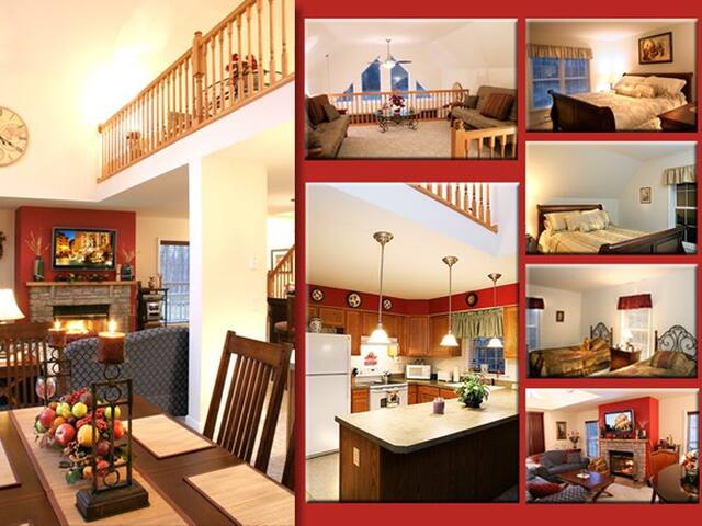 Vacation Home - Private Resort Community