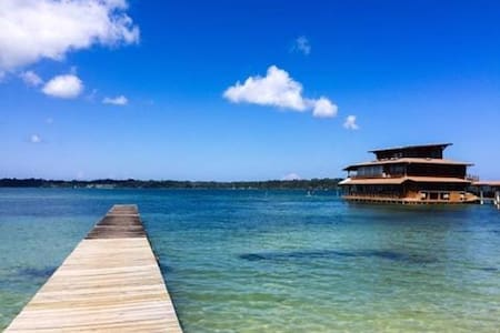 Casa Del Mar Carenero, Chambre Popa - Isla Carenero - B&B