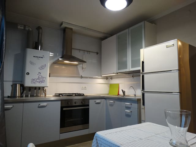 Уютное жильё в новом районе. - Samara - Pis