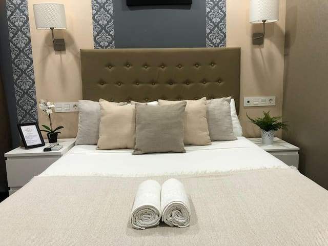 Habitación Deluxe | Hotel Boutique Princesa