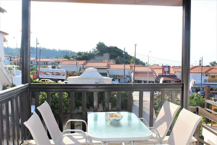 Friendly apartment in Polychrono,Chalkidiki