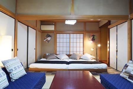 ★ 9min Shinjuku / Draemon bed / Jpn style house - 中野 - 公寓