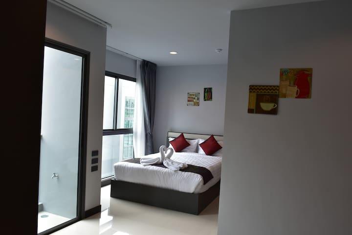 PPMSpace Serviced Apartment Bangna/Studio#2