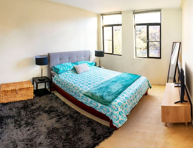 Private en suite room Pyrmont/Darling Harbour