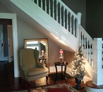 The Gate House - Lancaster, KY - Lancaster - Penzion (B&B)