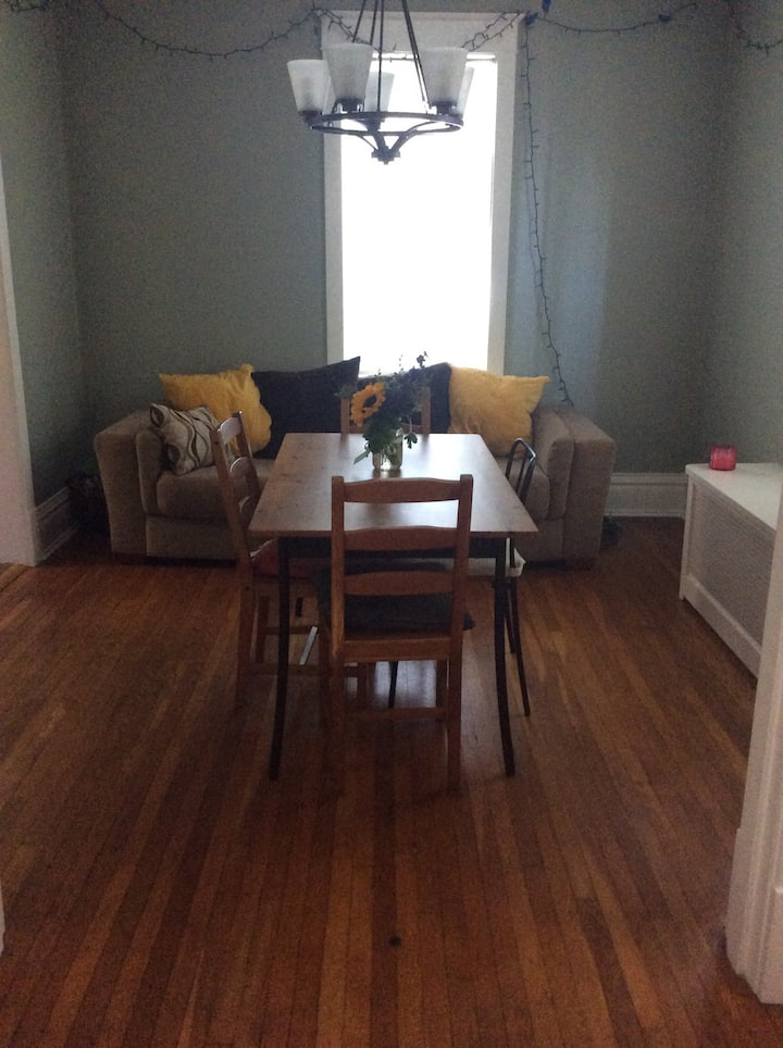 3br/2ba in historic district