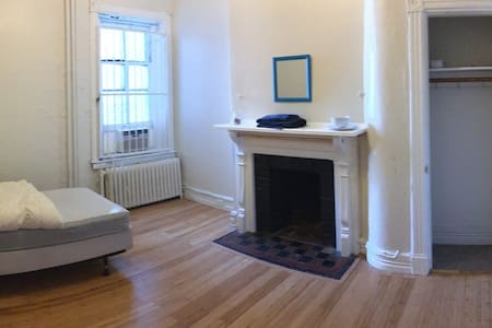 Bedroom perfectly located in shared apt - Dupont - Washington - Apartment
