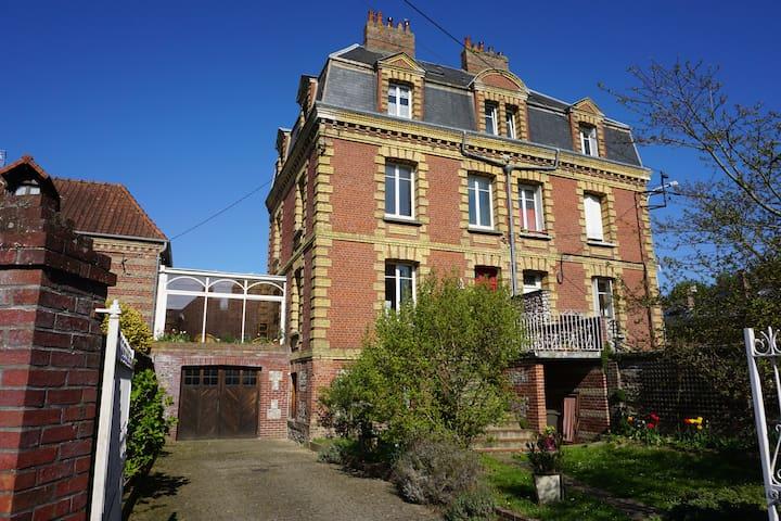 Les campanules 2 - Dieppe - Apartment
