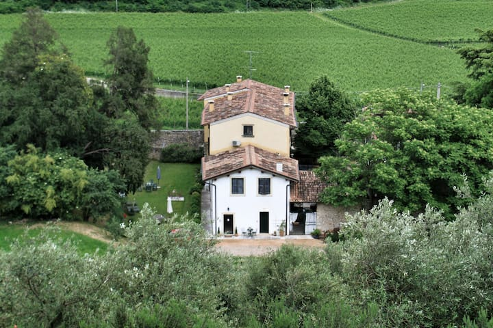 The magic of the countryside in Verona - เวโรนา - บ้าน