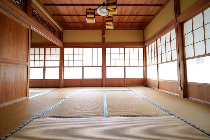 Tatami mat bedroom2
