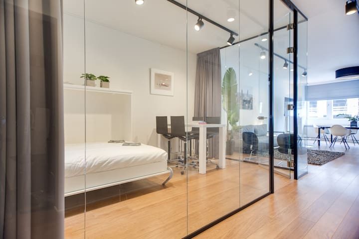 City Center Studio - Amsterdam - Huoneisto
