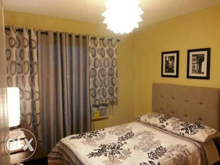2BR 40sq m. One Oasis Condominium w/o parking