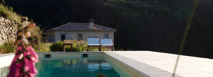 Casa zen do Rio Zezere - Cottage for 4 people
