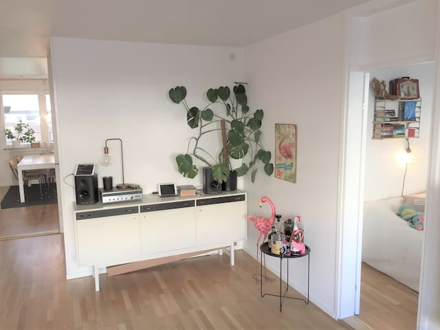 Fresh apartment in the heart of Linné