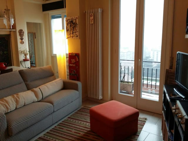 Cosy apartement with amazing view - Como - Apartamento