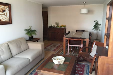 Comfortable Apartment Las Condes 2 Bedrooms - Las Condes - Byt