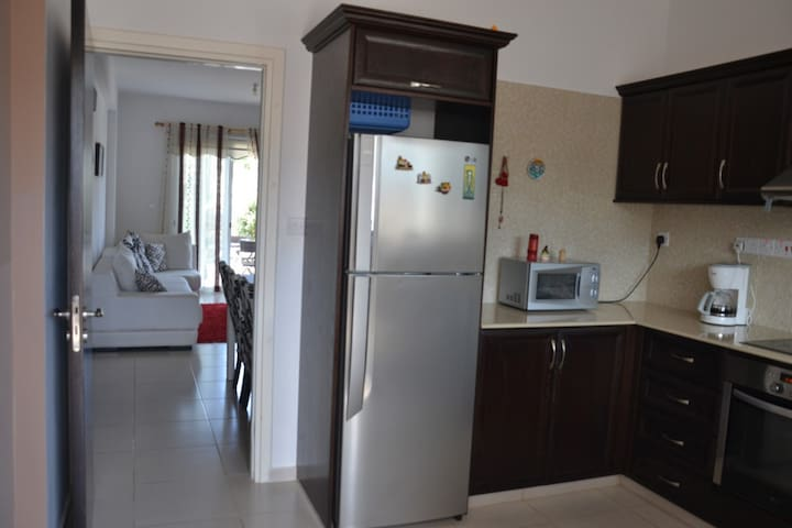 Top rated 2 bed room appartment with all you need