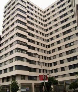 apartamento esquina playa y parque en - Хихон