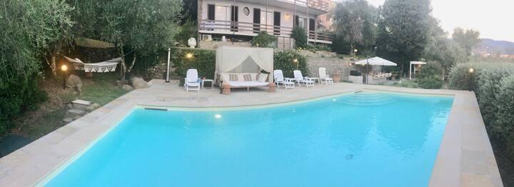 ALCOVA, Reggello, Tuscany, not just another B&B...