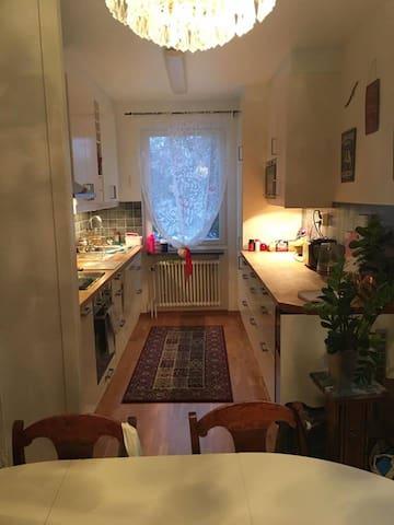Nice apartment near metro / city - สตอกโฮล์ม - อพาร์ทเมนท์