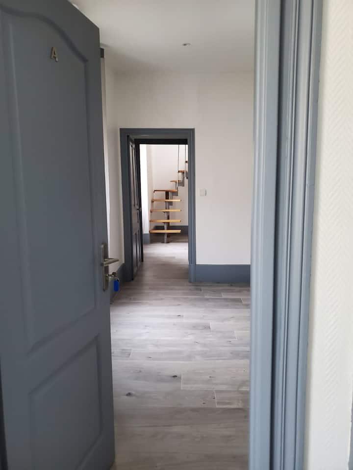 Dijon : Appartement duplex 2 chambres