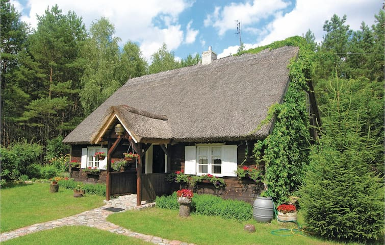 Holiday cottage with 3 bedrooms on 130m² in Osiek