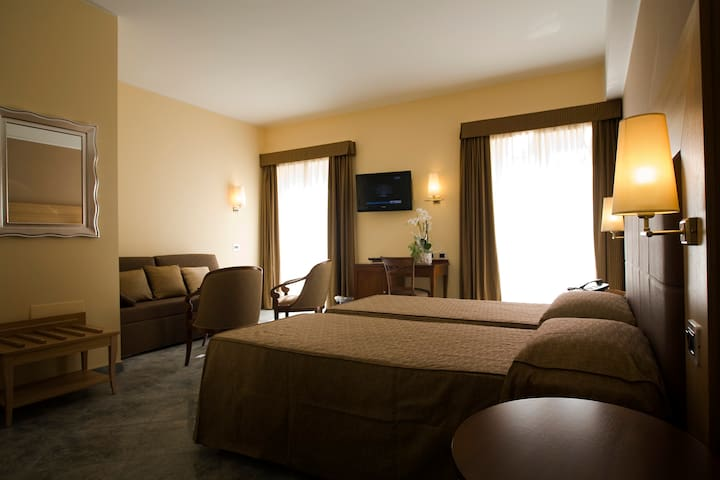 Villa Tirreno - Room n.2 - Tarquinia - Bed & Breakfast