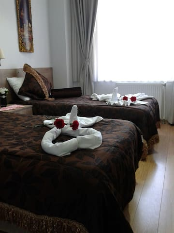 ABİSSO HOTEL - Fatih - Bed & Breakfast