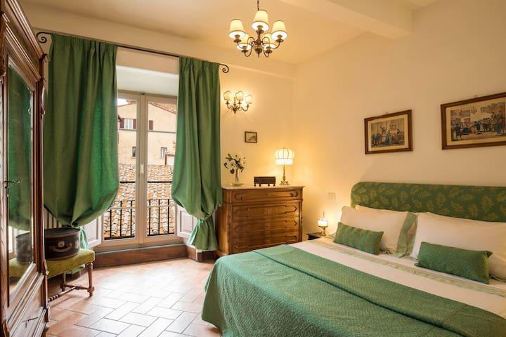 Suite Verde nel centro storico di Montepulciano