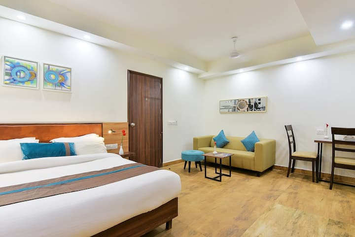 Studio Serviced apartments in gurgaon
