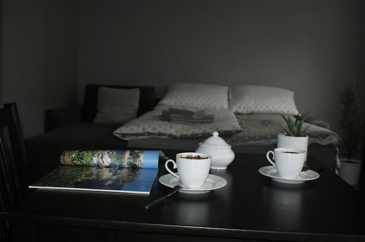 ApartGrey-Studio - Poznań - Apartment