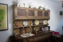 Mueble del comedor