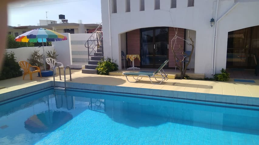 Villa Irene 8  * Two-Storey apartment near the sea