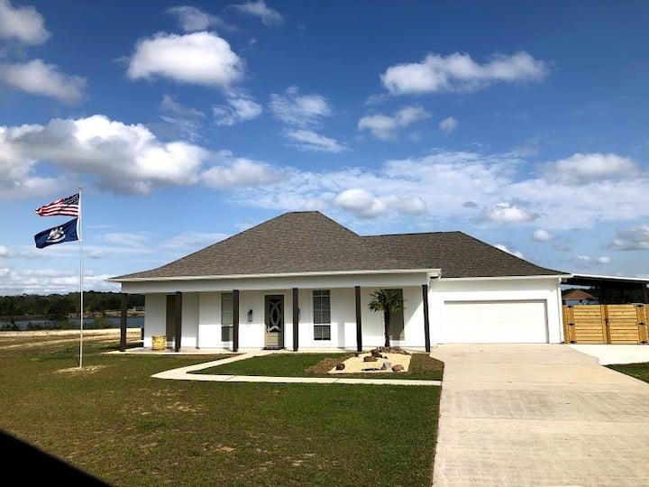 Sandstone Lake House