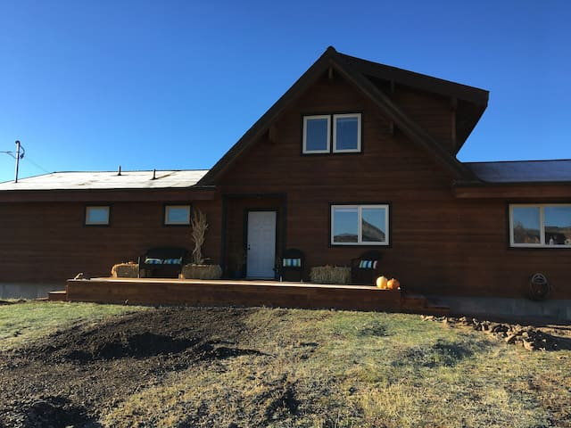 Ranch home room with mountain views - Park City - Hus