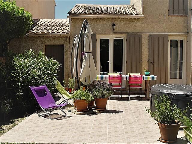 Chambre en Provence...