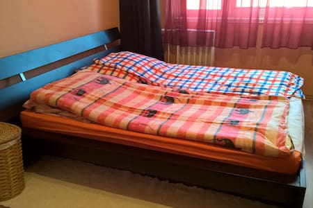 Well equipped room for rent - Budapest - Apartment