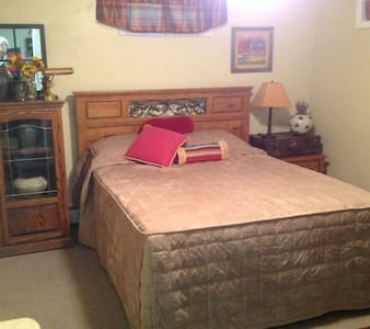Downstairs private suite - Grand Junction